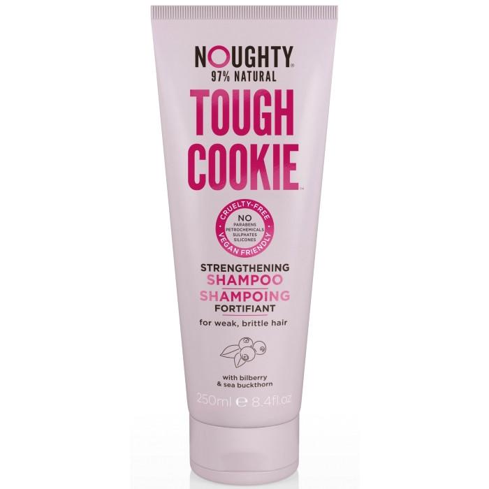 NOUGHTY Tough Cookie juukseid tugevdav šampoon (250 ml)