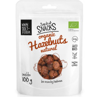 Diet Food Bio Hazelnuts orgaanilised sarapuupähklid (100 g). Parim enne 15.05.2019