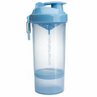SmartShake Original 2GO ONE šeiker, Sky Blue/Dust Blue (800 ml)