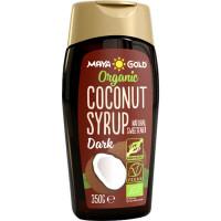 Maya Gold Organic kookosesiirup, Dark (250 ml/350 g)