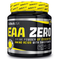 Biotech USA EAA Zero, Blue grape (330 g)