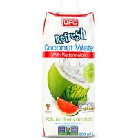 UFC Refresh kookosvesi arbuusimahlaga (500 ml)