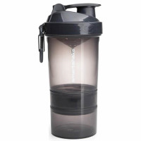 SmartShake Original 2GO šeiker, Dark Grey (600 ml)