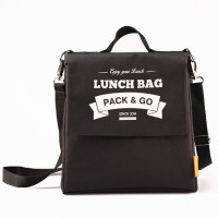 Lunch Bag L+ termokott, Must