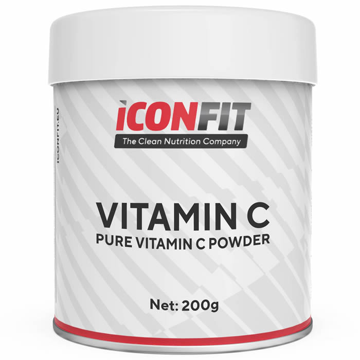 ICONFIT Vitamiin C Pulber (200g)