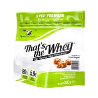 Sport Definition That's the Whey valgupulber, Soolakaramelli (300 g)