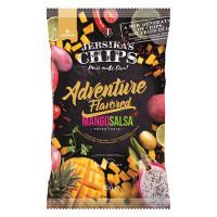 Jersika madalama rasvasisaldusega krõpsud, Mango- ja salsamaitselised (90 g)