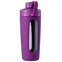BlenderBottle Radian Glass joogipudel, Must (820 ml)
