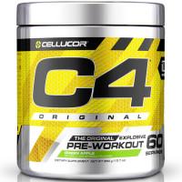 Cellucor C4 Original Pre-Workout, Green Apple (60 serveeringut)