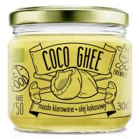 Diet Food CocoGhee 50% Ghee + 50% mahe kookosõli (300 g)