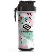 SmartShake Double Wall vahetatava disainiga šeiker, Splash/Athleisure (750 ml)