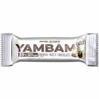Body Attack YAMBAM valgubatoon,  Brownie valge šokolaadi (40 g)