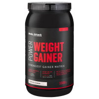 Body Attack Power Weight Gainer, Kreemiküpsise (1.5 kg). Parim enne 30.11.2019