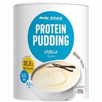 Body Attack Protein Pudding, Vanilje (210 g)