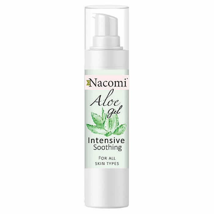 Nacomi Aloe Face Gel näoseerum (50 ml)