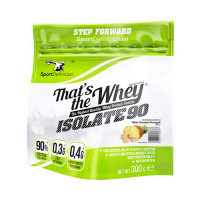 Sport Definition That's The Whey Isolate vadakuvalguisolaat, Valge šokolaadi-ananassi (300 g)