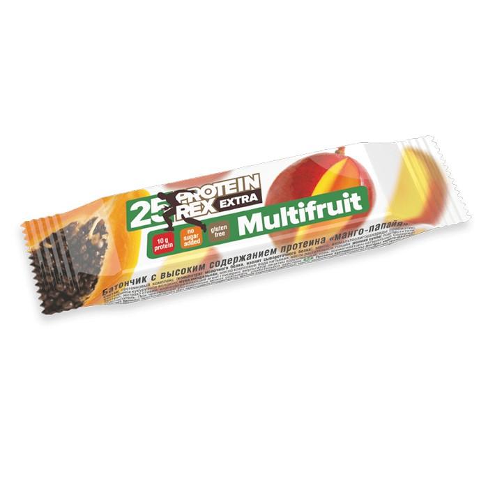 Protein Rex valgubatoon, Mango-papaia (40 g)