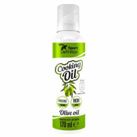 Sport Definition Cooking Oil Spray spreiõli, Oliiviõli (170 ml). Parim enne 01.06.2019