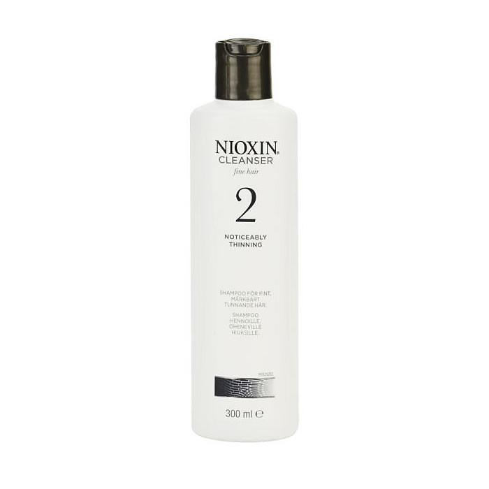 Nioxin 2 Cleanser šampoon (300 ml)