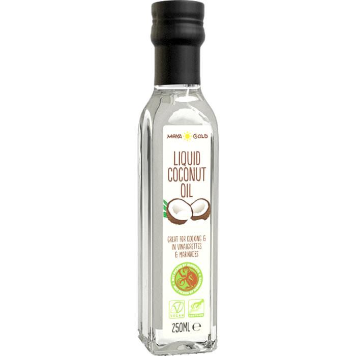 Maya Gold vedel MCT kookosõli (250 ml)
