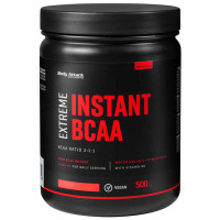 Body Attack Instant BCAA Extreme, Fruit Punch (500 g)