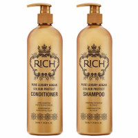 RICH Pure Luxury Argan Colour Duo komplekt (2 x 750 ml)