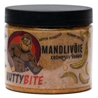 Nuttybite röstmandlivõi banaanilaastudega