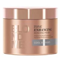 Schwarzkopf Blond Me Tone Enhancing Cool Blondes juuksemask (200 ml)