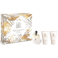 Trussardi Donna Set EDT (30 ml) + SGE (30 ml) + BLO (30 ml)