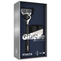 Gillette Fusion5 Proshield Limited Edition komplekt (Raseerija vahetusteraga + raseerija alus)