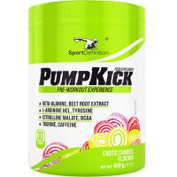Sport Definition Pump Kick treeningeelne toode, Candy Exotic (450 g). Parim enne 11.2019
