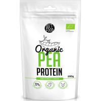 Diet Food Organic Pea Protein orgaaniline herneproteiinipulber (200 g)