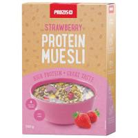 Prozis Protein Muesli proteiinimüsli, Maasika (500 g)