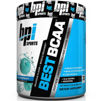 BPI Sports Best BCAA, Blue Raspberry (300 g)
