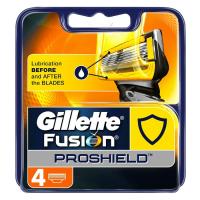 Gillette Fusion Proshield lisaterad (4 tk)