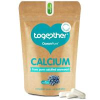 Together Health OceanPure™ naturaalne merevetikatest saadud kaltsiumi kapslid (60 tk)