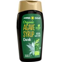 Maya Gold Organic agaavisiirup, Dark (250 ml/350 g)