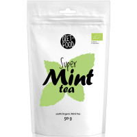 Diet Food Super Mint Tea orgaanilised piparmündilehed (50 g)