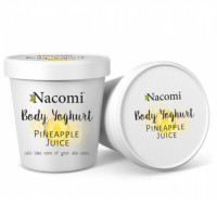 Nacomi kehajogurt, Pineapple Juice (180 ml)