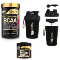 Optimum Nutrition Gold Standard Workout Box Set