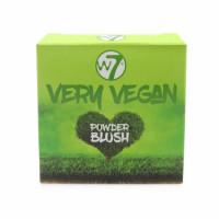 W7 Very Vegan põsepuna, Marple Mist (10 g)