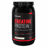 Body Attack Creatine Protein, Vaniljekreemi (900 g)