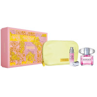Versace Bright Crystal Set EDT (90 ml) + EDT (10 ml) + Bag