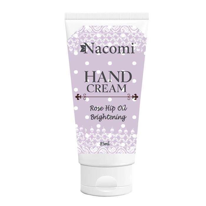 Nacomi Brightening kätekreem (85 ml)