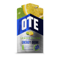 OTE Powdered Energy Drink spordijoogi pulber, Lemon-lime (43 g)