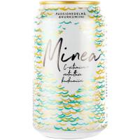 Minea madala suhkrusisaldusega vitaminiseeritud jook, Passionvilja-kurkumi (330 ml)