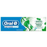 Oral-B Complete White & Naturally Fresh hambapasta (75 ml)