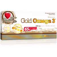Olimp Gold Omega 3 kapslid (60 tk)