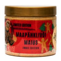 Nuttybite krõmpsuv maapähklivõi maius, Xmas Edition (255 g)