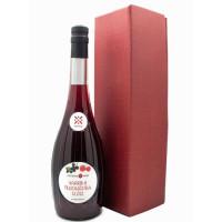Ostrova Mari Vaarika-mustasõstra glögi kinkekarbis, alkoholivaba (700 ml)